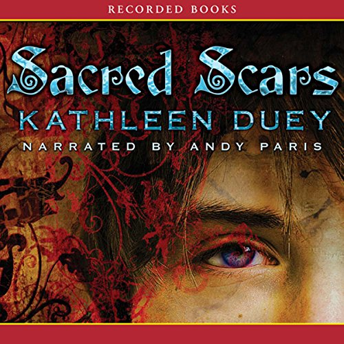 Sacred Scars audiobook cover art