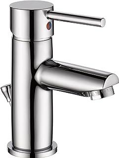 Delta Faucet 559LF-HGM-PP Delta Faucet Trinsic, Single Handle Bathroom Faucet 5 Gpm, Chrome