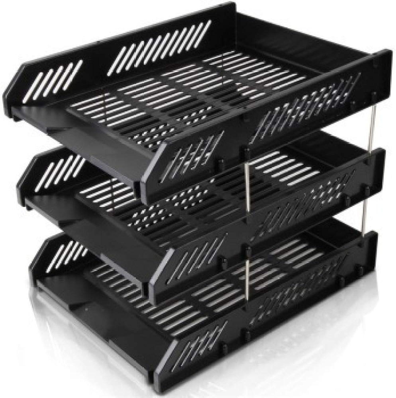 BOOK CASE Bücherregal Von Holz Aktenhalter Multi-Layer-Büromaterial Aktenleiste Aktenleiste Aktenleiste Data Storage Rack Regal Rack,schwarz B07KQ6JB73 | Lassen Sie unsere Produkte in die Welt gehen  7f9d55