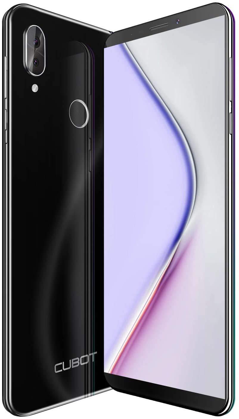 CUBOT X19S 4G Smartphone Libre Android 9.0 Teléfono móvil sin contactos 5,93 Pulgadas FHD+(2160x1080px) Dual Sim ...