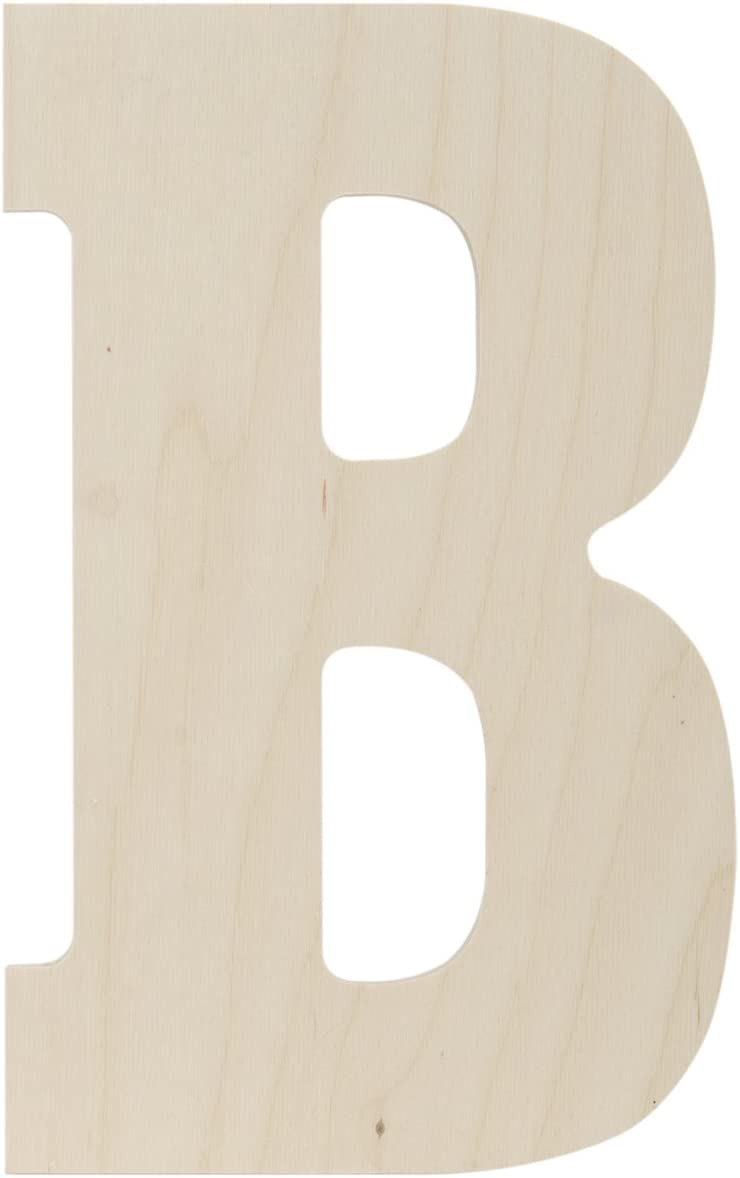 Free shipping MPI Bargain sale Baltic Birch Collegiate Numbers Font 13.5