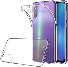 Soft TPU Transparent Fit Protector Case for Xiaomi Mi 9 SE, Anti Slip, Scratch Resistant