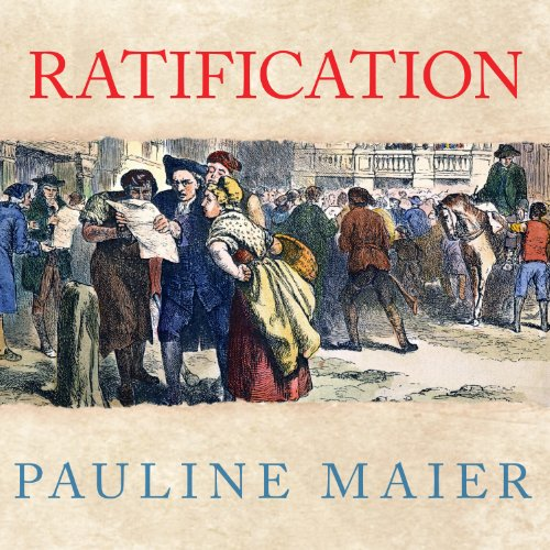 Ratification audiobook cover art