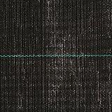Catral 54010001 - malla antihierbas 105 grs. 1x100 m. negro