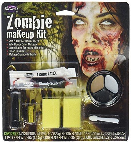 Zombie Makeup Kit / Scabs