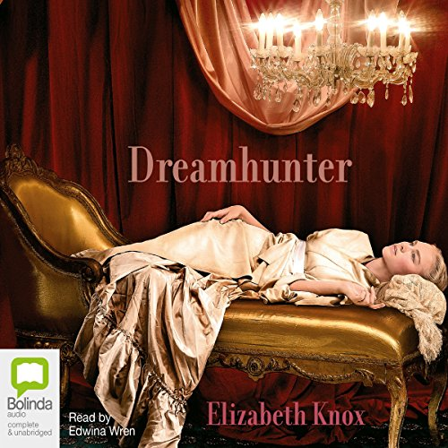 Dreamhunter  audiobook cover art