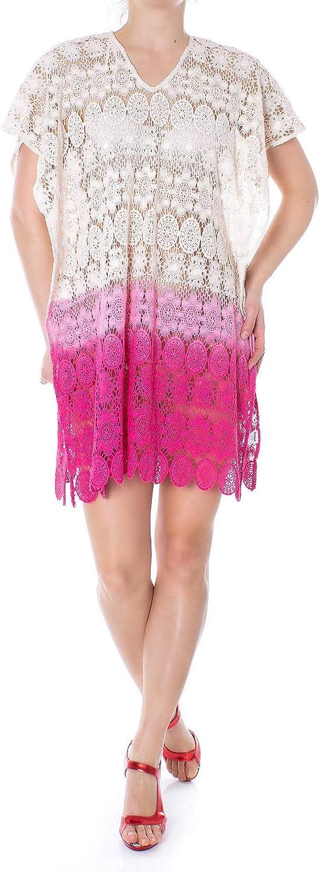 Desigual Short Dresses Woman Ponch Afterbeach 19SAWF53