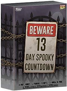 Funko Advent Calendar: 13 - Day Spooky Countdown, Multicolor