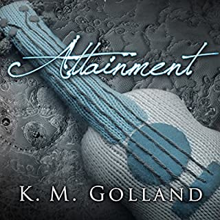 Attainment audiobook cover art