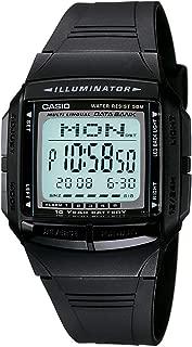 Casio Casual Watch Digital Display Quartz for Men DB-36-1AV