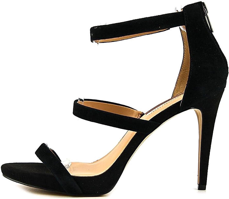 INC Womens Houston Mall Sadiee Strappy Stiletto Dress Sandals 2021 autumn and winter new