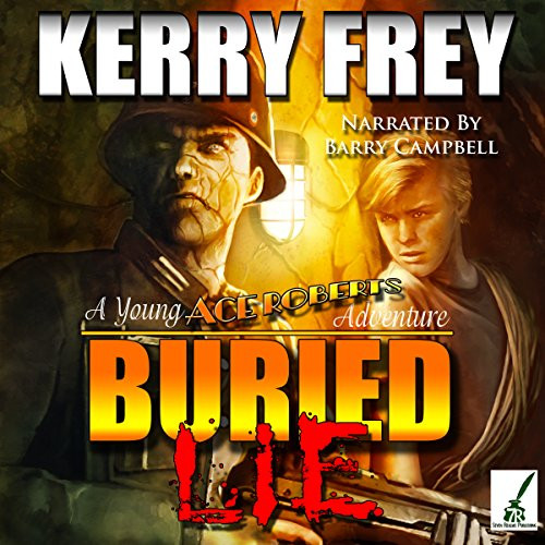 Buried Lie audiobook cover art