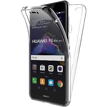 TBOC Funda para Huawei P8 Lite (2017): Amazon.es: Electrónica