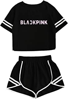 blackpink casual outfits