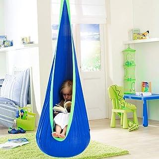 Mokia - Hamaca para niños, para exteriores, interior y hogar, para niños, hamacas