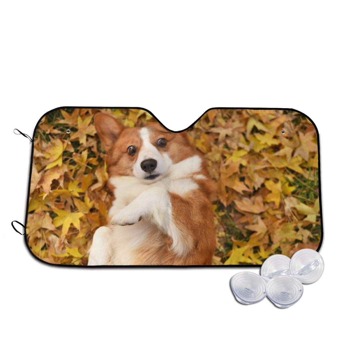 Car Windshield Sunshade Pet 2021new shipping free shipping Dog Protection to Easy-to-use Vehicle C Keep The