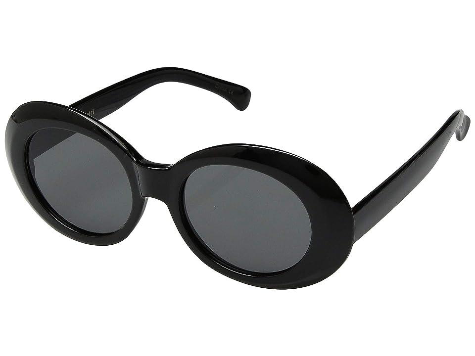 Steve Madden Madden Girl MG893120 (Black) Fashion Sunglasses