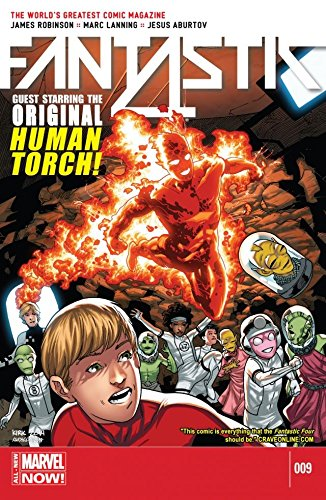 Fantastic Four (2014-2015) #9 (English Edition)