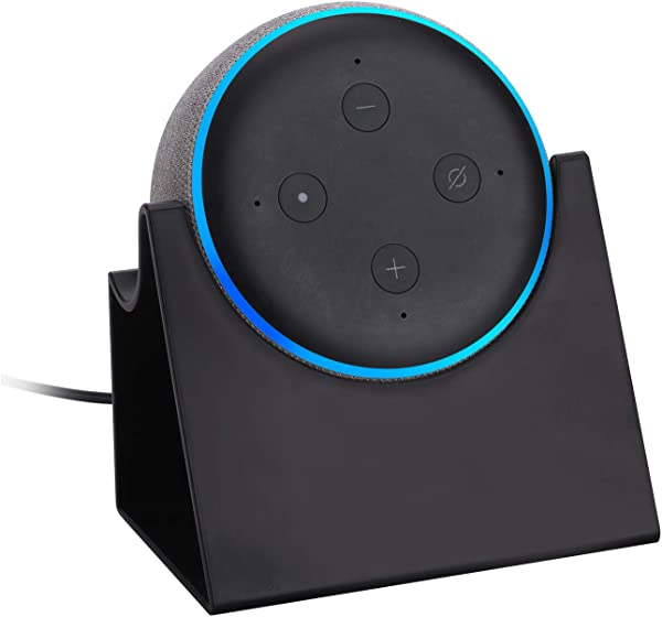Amazon Echo Dot Pedesta Table Holder Alexa For Amazom Echo Dot 3rd Generation Echo Dot Kids Edition Black