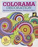 Colorama Decoration: Mystical Circles, Paisleys, Patterns & More