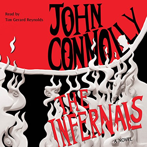The Infernals audiobook cover art