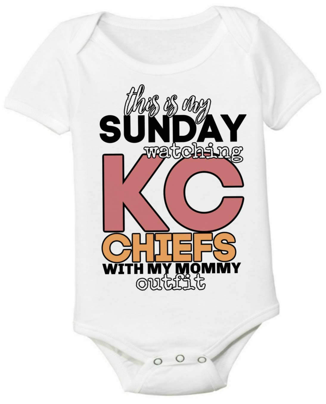 Kansas Football Low Lowest price challenge price Shirt Pastel 12-18 Months Baby Mama Mommy Mom Bo