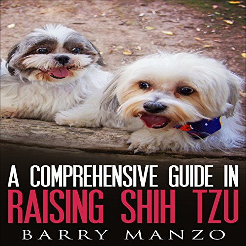 A Comprehensive Guide in Raising Shih Tzu Titelbild