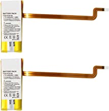 2 Pack Fenzer Replacement 450mAh Battery for Apple iPod Video 5th 5 Gen Generation 30GB