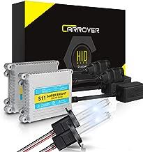 H7 HID Xenon Bombilla Lámpara Kit de Conversión 10000K, 12V 35W