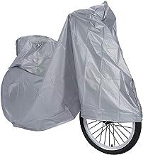 Fahrradabdeckung Wasserdicht, Fahrrad Schutzhülle Wasserfest Schutz vor Staub Regen Schnee UV Oxford-Gewebe Hochwertige Fahrradgarage Plane