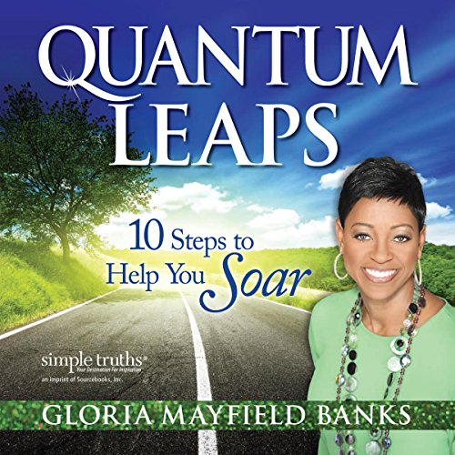 Quantum Leaps audiobook cover art