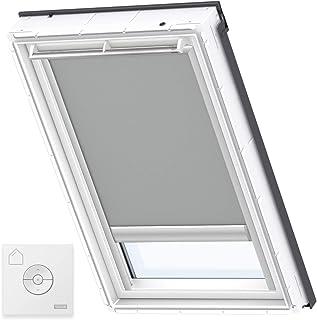 VELUX Original Cortina de Oscurecimiento Solar (DSL), S08, 608, 10, Gris