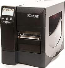 Zebra ZM400 Thermal Label Industrial Printer, 10 in/s Print Speed, 203 dpi Print Resolution, 4.09