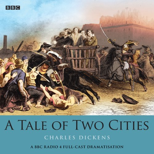A Tale of Two Cities (Dramatised) audiobook cover art