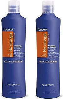 Fanola No Orange Shampoo Package (350 ml)