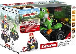 Carrera RC 200997 1:20 Nintendo Mario Kart 8 Yoshi 2.4 GHz RC Vehicle