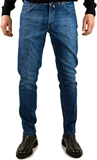 B-SETTECENTO Jeans Alta Sartoria B-700 Lavaggio Medio - Made in Italy