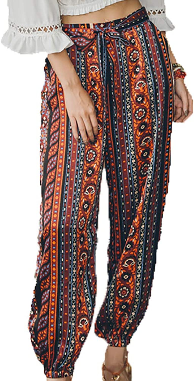 CG Women's Boho Harem Pants Yoga Gypsy Hippie Loose Indian Pants TS05