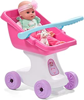 Step 2 Love and Care Doll Stroller Toy
