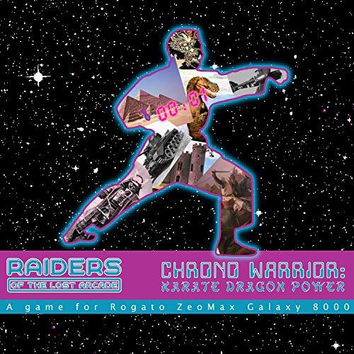Chrono Warrior: Karate Dragon Power