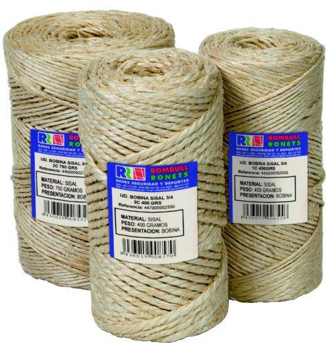 Rombull Ronets. S.L. - Bobina cuerda pita 2-c (750 grs)