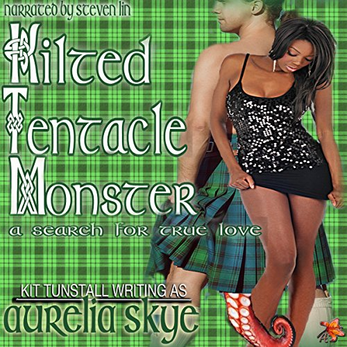 Kilted Tentacle Monster audiobook cover art