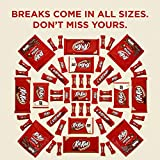 KIT KAT Milk Chocolate Candy Bar, Perfect for Holiday Parties, Stocking Stuffers and Gifts, 1.5 oz Packages (Pack of 36)