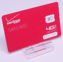 Best verizon compatible sim card Reviews