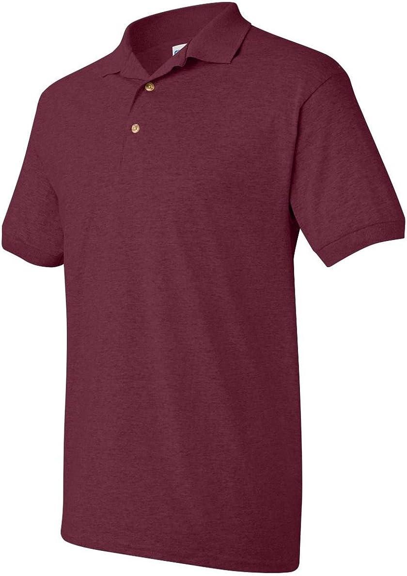 DryBlend Jersey Sport Shirt, Color: Maroon, Size: XXX-Large