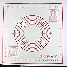 N/R 1pc Plastic Cake Pasta Tools Herramientas para Hornear, Rojo