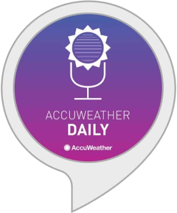 Amazon com: AccuWeather Daily Briefing: Alexa Skills