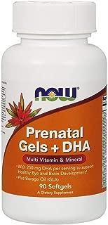 Now Foods, Prenatal Dha Gels, 90 Capsules