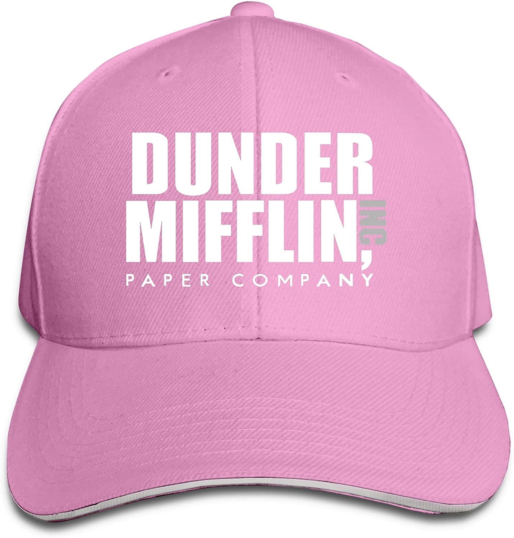 Dunder Mifflin Paper Lnc 2021 Baseball Cap Unisex Adjustable Hip Hop Fashion Cool Snapback Hats