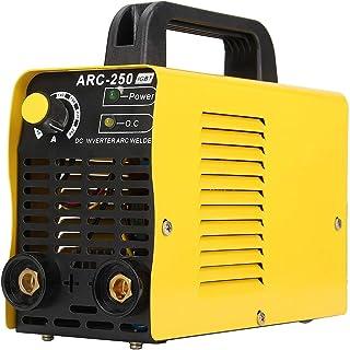Hanchen Soldador Eléctrico 20-160A 220V Inversor IGBT Soldadora Arco Eléctrico Portátil de mano para